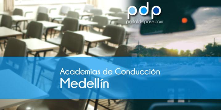 Academias de Conducción en Medellín