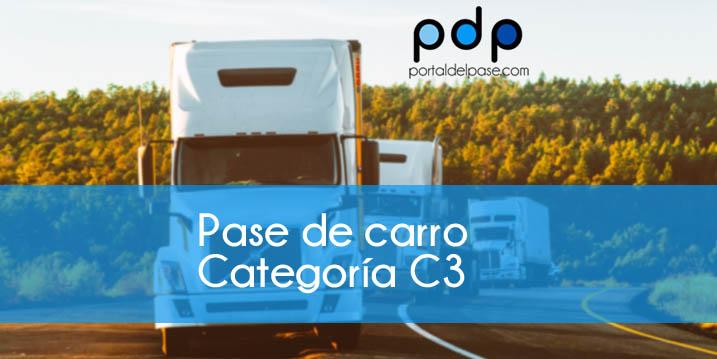 Licencia C3